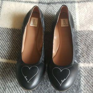 ED Ellen degeneres love flats shoes size 8